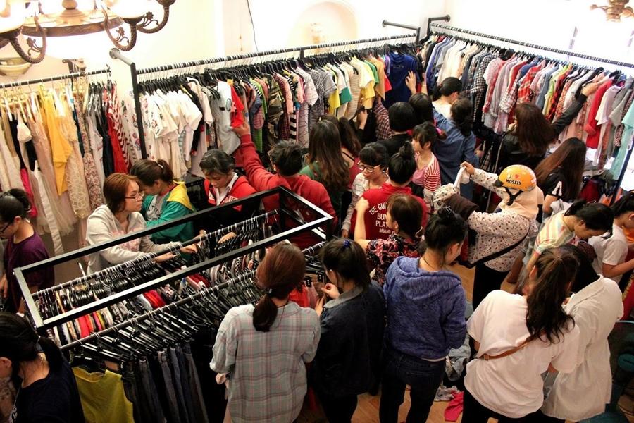 Mở shop quần áo có cần giấy phép kinh doanh và thủ tục gì