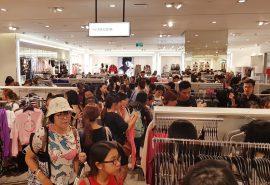 Mở shop quần áo và bán quần áo online cần bao nhiêu vốn ?