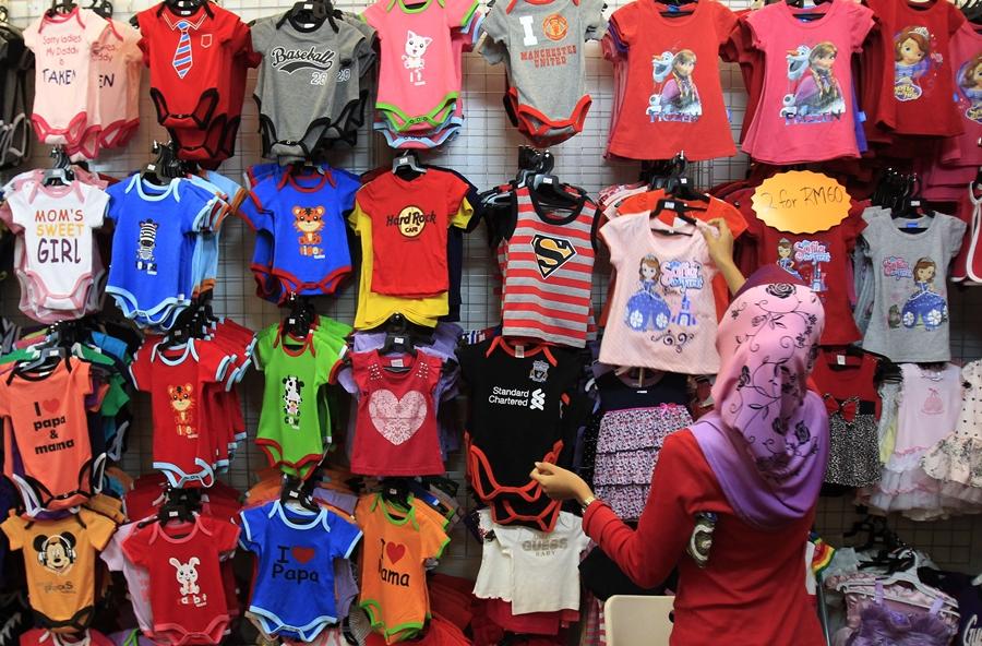 Kinh nghiệm bán quần áo trẻ em từ A đến Z