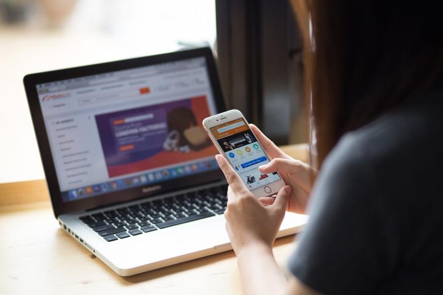 Tìm nguồn hàng bán online trên Internet
