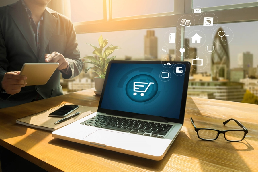 Tìm nguồn hàng bán online thành công
