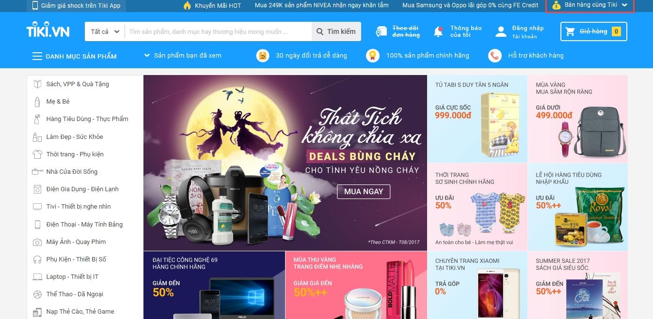 Cách bán hàng online hiệu quả trên các sàn TMĐT