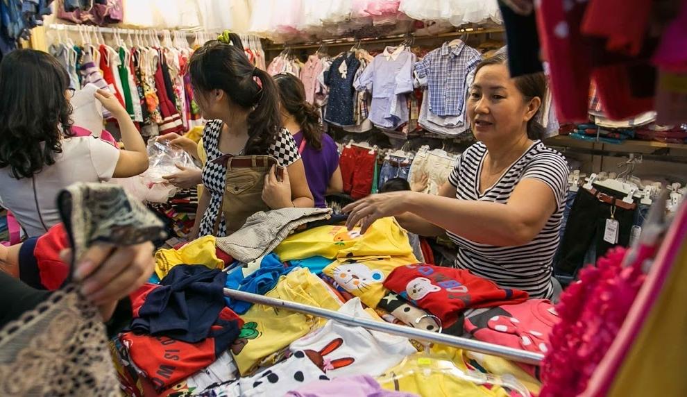 Cách kinh doanh quần áo hiệu quả cho người mới bắt đầu (P1)