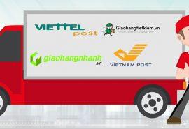 Đánh giá các đơn vị giao hàng vận chuyển cho các chủ shop hiện nay