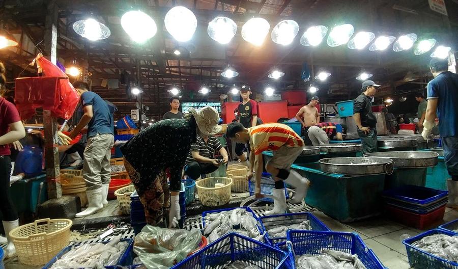 Bí quyết kinh doanh hải sản online