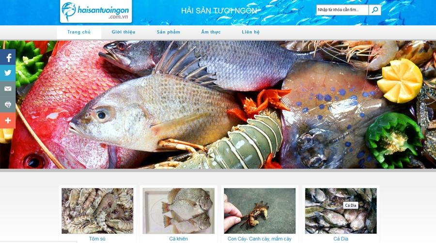 Kinh nghiệm kinh doanh hải sản online từ A đến Z