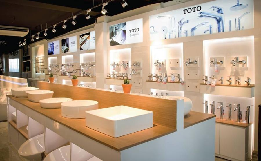 Các bước mở cửa hàng thiết bị vệ sinh từ A đến Z