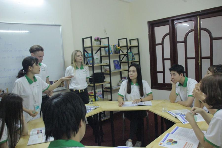 Kế hoạch kinh doanh trung tâm tiếng Anh chi tiết thu hút học viên hiệu quả