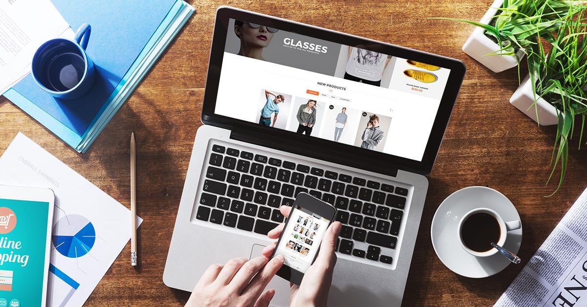 Thiết kế website bán hàng online là gì