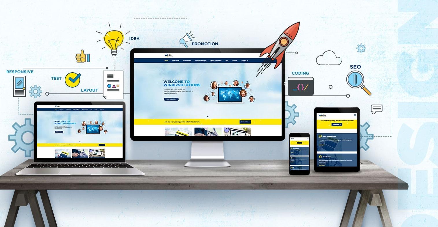 Các bước làm website chuyên nghiệp thúc đẩy bán hàng online hiệu quả