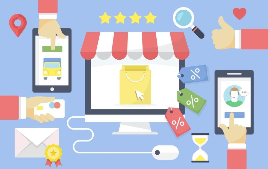 kinh doanh online 4.0