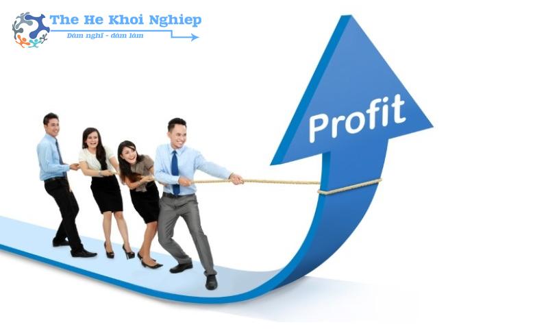 Gia tăng doanh số và lợi nhuận là mục tiêu mà mọi người kinh doanh đều hướng tới