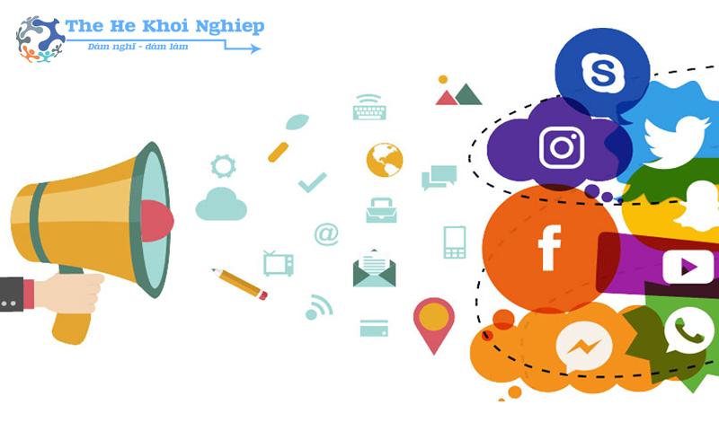 Gia tăng doanh số bán hàng qua mạng xã hội là một xu thế