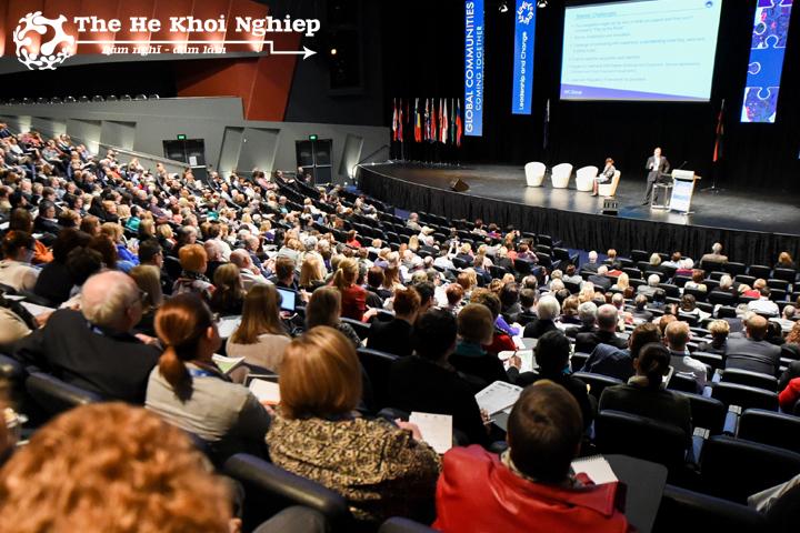 Hội thảo là cơ hội tuyệt vời để mở rộng các mối quan hệ