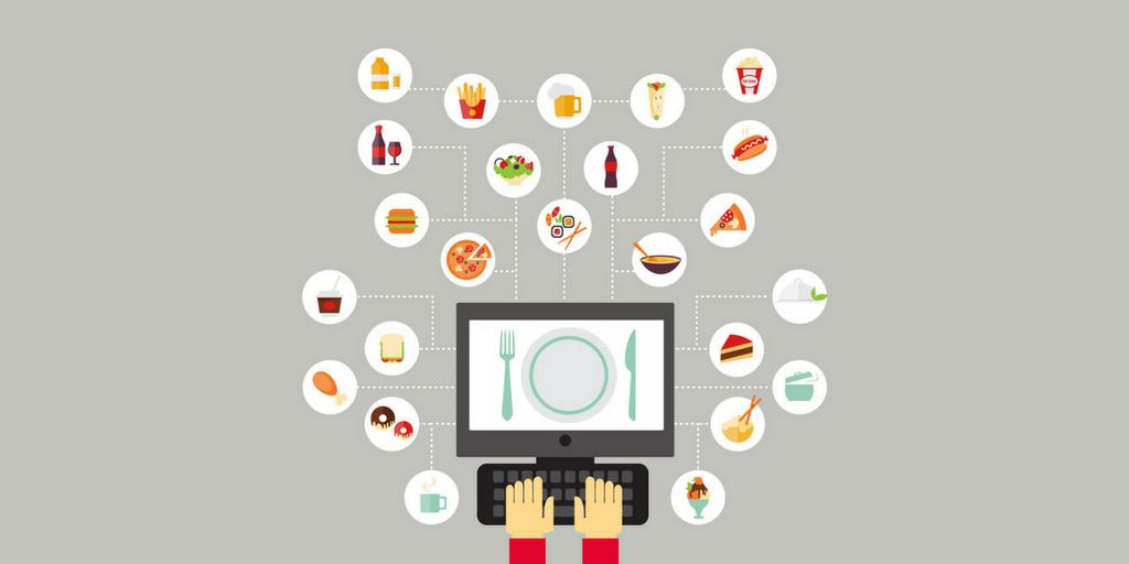 Ý tưởng kinh doanh online dịch vụ ăn uống đầy hứa hẹn