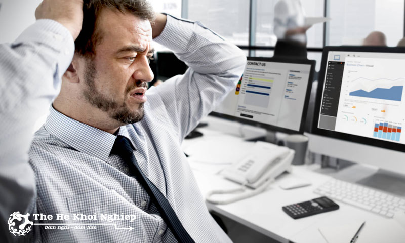 Có những khi stress khi tham gia BNI?