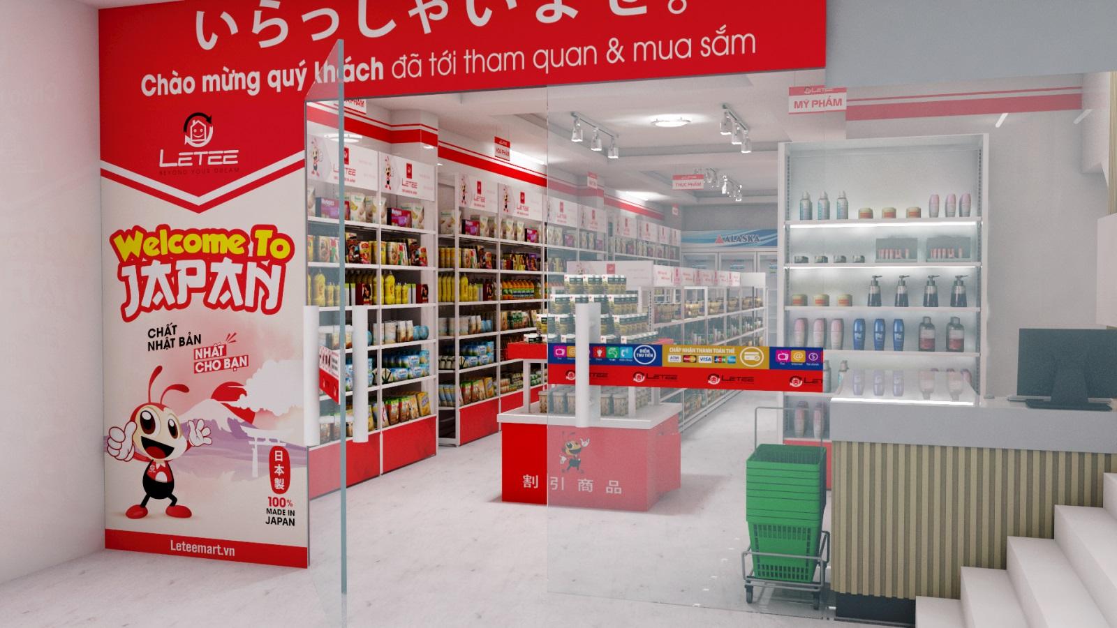 Mô hình siêu thị mini online và offline đều mang lại hiệu quả cao